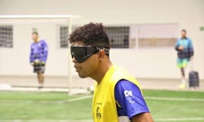 Grand Prix - Seleção de futebol de 5