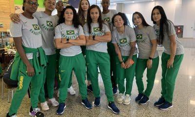 Seleção - Pré-Olímpico Mundial de basquete