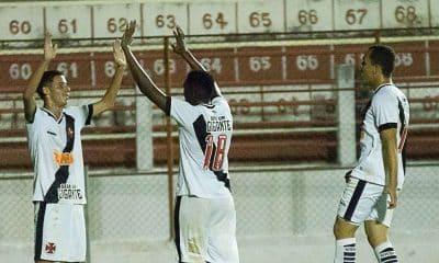 Acompanhe ao vivo - Vasco x Grêmio - Copa São Paulo