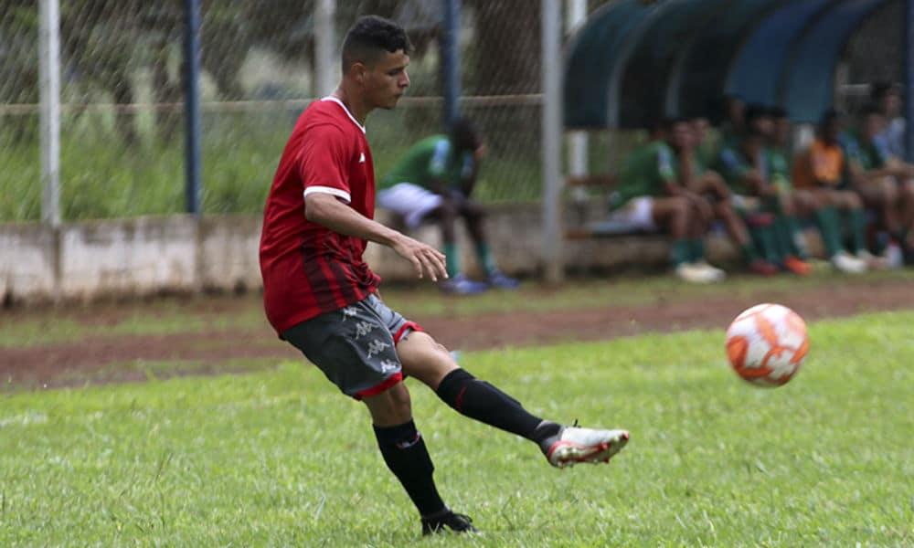 Botafogo-SP enfrenta Atlético Goianiense pela Copa São Paulo - Foto Divulgação