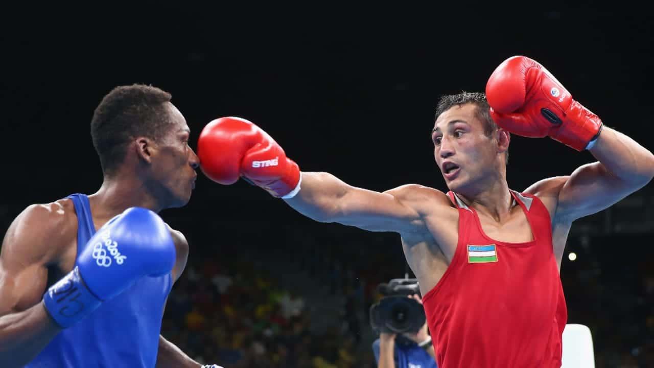 Boxe olímpico