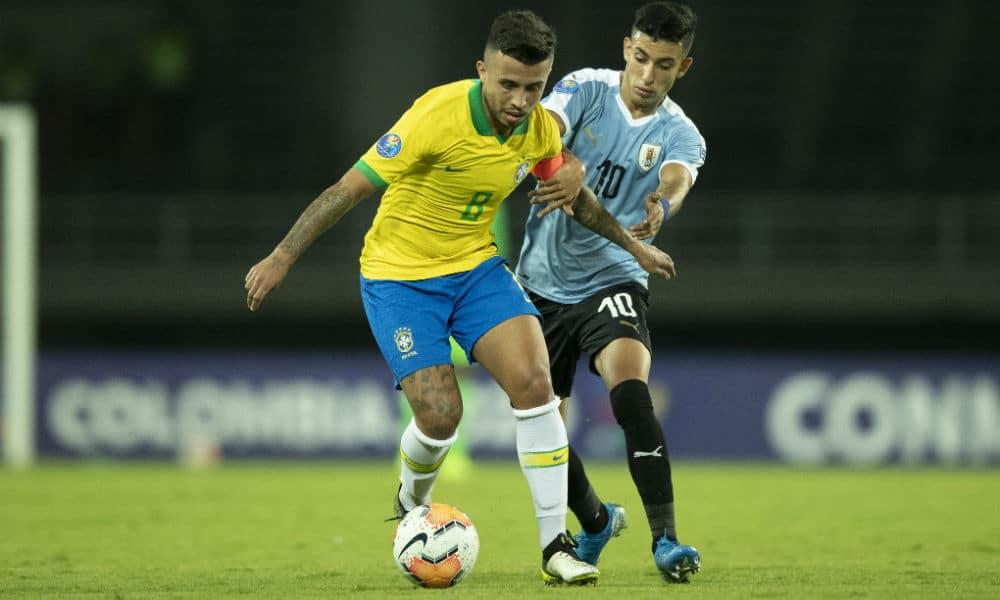 Brasil x Uruguai - Pré-Olímpico 1