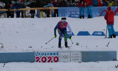 Cross country encerra participação do Brasil em Lausanne 2020