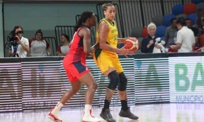Érika de Souza se junta à Seleção Brasileira neste domingo