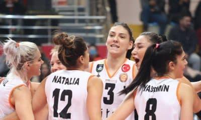 Natália - Eczacibasi/ Rosamaria - Perugia