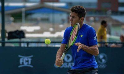 Em jogo de mais de três horas, Mateus Alves vira e vai a semi no ITF de Cancún