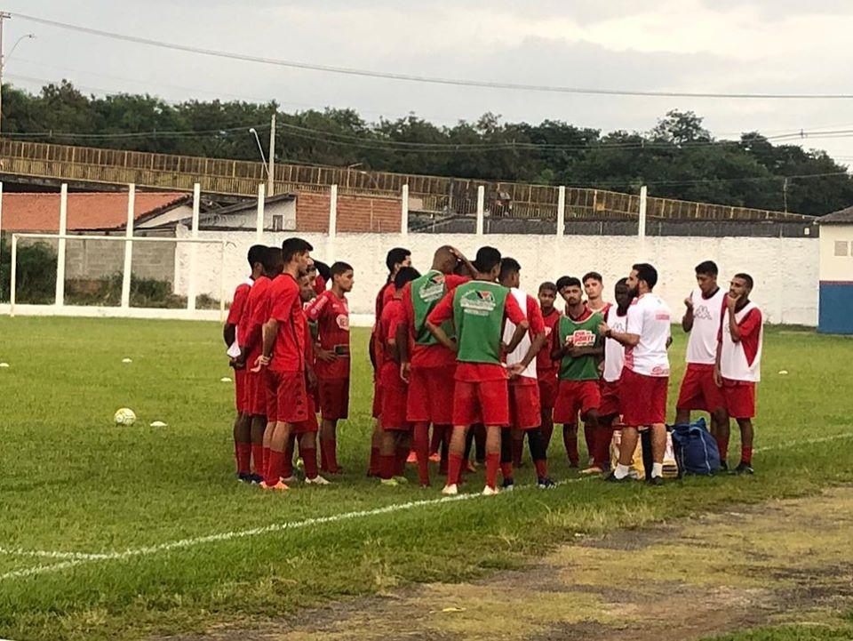 Itapirense enfrenta o Carajás na Copa São Paulo - ao vivo