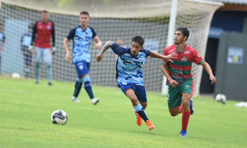 Londrina enfrenta Osvaldo Cruz pela Copa São Paulo - Foto Gustavo Oliveira/ Londrina Esporte Clube