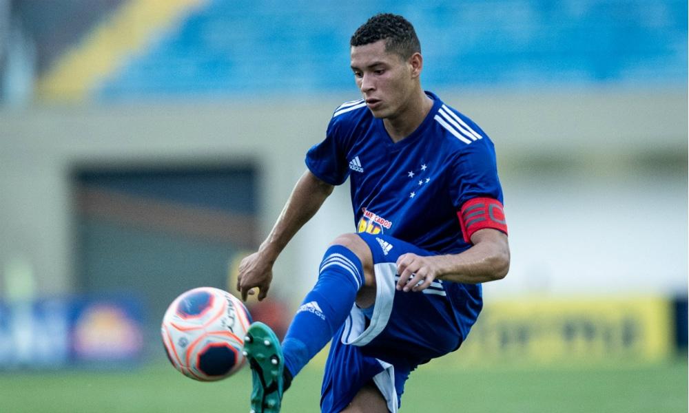 Cruzeiro x Oeste - Copa São Paulo de Futebol Júnior ao vivo - Matheus Pereira