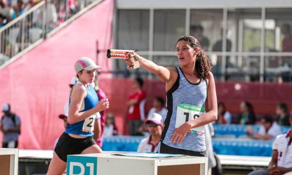 Pentatlo conquista vagas nos Jogos Olímpicos da Juventude Maria Ieda Guimarães é a única pentatetla classifcada para os Jogos de Tóquio