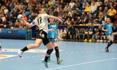 SCM Ramnicu Valcea Champions League de Handebol