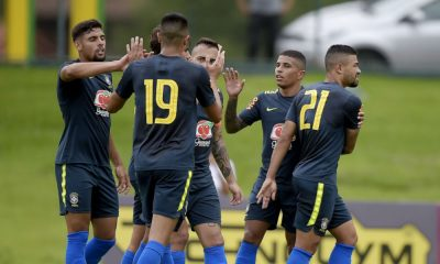 Seleção Olímpica Acompanhe ao vivo: Brasil x Peru - Pré-Olímpico de futebol
