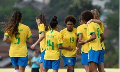 Seleção feminina sub-17