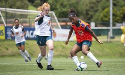 Seleções Femininas de base farão jogos preparatórios diante do Peru