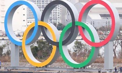Anéis Olímpicos de Tóquio 2020
