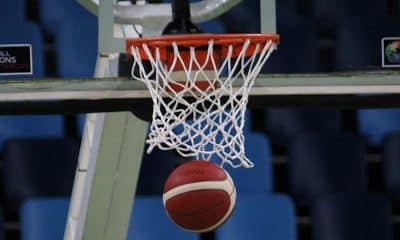 bola de basquete coronavírus nbb