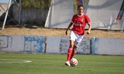 Benfica goleia no campeonato português