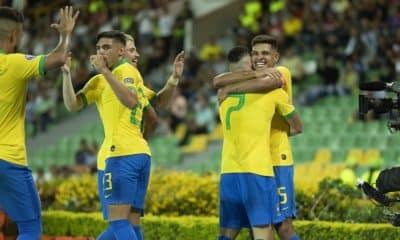 Brasil enfrenta o Uruguai pelo Pré-Olímpico de futebol ao vivo