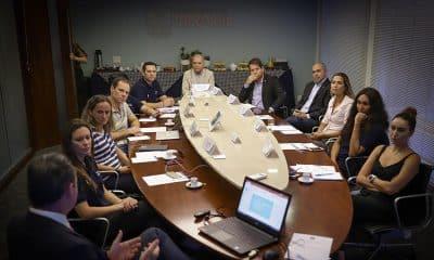 Comissão de Atletas e COB fazem primeira reunião em ano olímpico