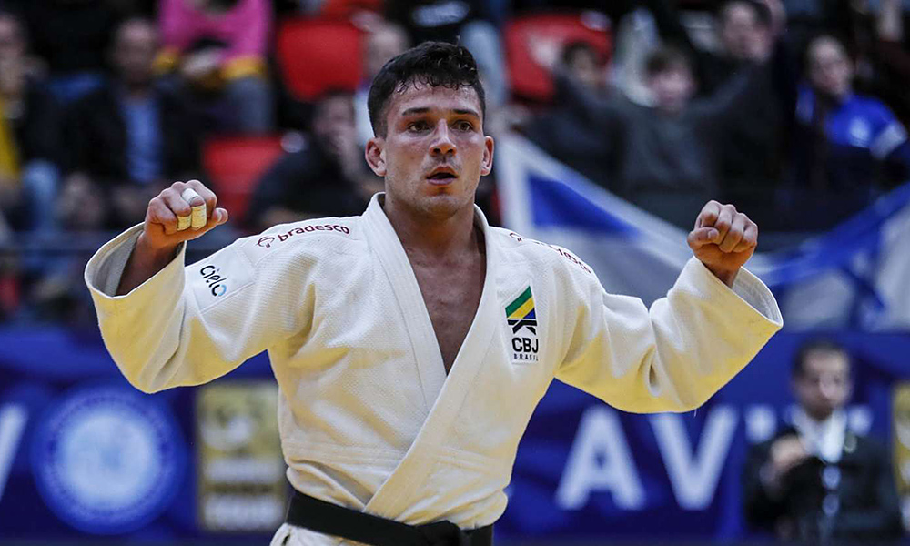 Daniel Cargnin é bronze no Grand Prix de Tel Aviv de judô pan-americano coronavírus Montreal
