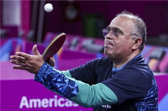 Aberto do Chile de tênis de mesa paralimpico
