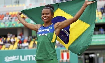 Elaine Martins vai ao sul-americano indoor de atletismo