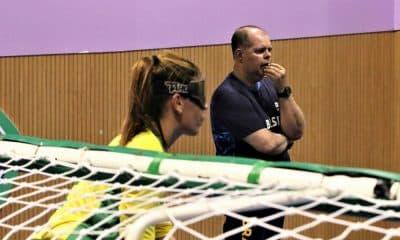 Futebol de 5 e goalball são chamados para 1ª fase de treinos