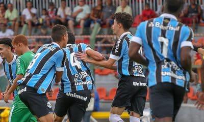 Ao vivo: Grêmio x Botafogo - Brasileiro Sub-20
