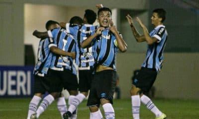 Grêmio elimina Oeste e se garante na final da Copa São Paulo - Foto Leonardo Benhossi/Divulgação/FPF