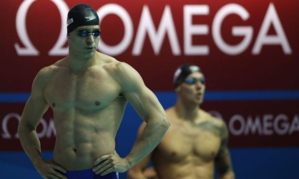 FINA Quatro nadadores representam o brasil no fina champions swim series - Foto: Divulgação/CBDA