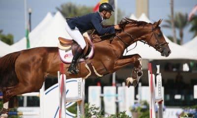 Marcello Ciavaglia e Conto RJ: brilhante estreia nos EUA (Sportfot)