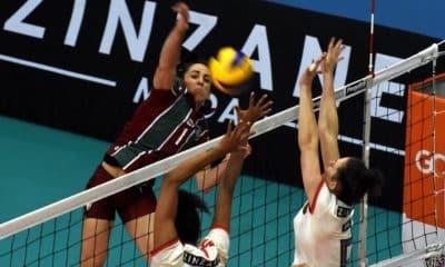 Fluminense enfrenta o São Paulo pela Superliga feminina - Foto: Mailson Santana/FFC