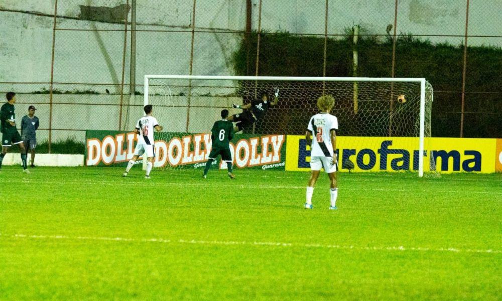 Vasco vence Goiás e avança na Copa São Paulo - Geraldo Gaspera/Divulgação/Vasco da Gama