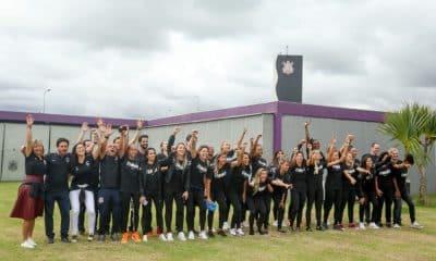 Apresentação Corinthians Feminino 2020 - Rodrigo Coca/Agência Corinthians