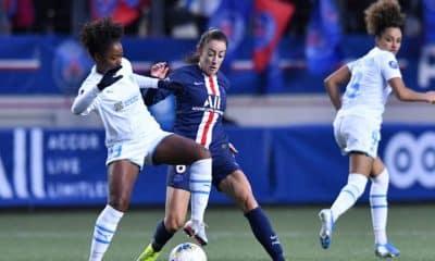 Luana estreia e PSG goleia Olympique de Marselha - Foto: Getty Images/PSG