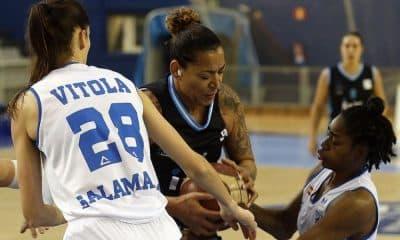 Érika Liga Espanhola de basquete - Foto: Reprodução/Instagram