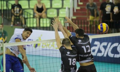 Minas venceu Maringá pela Superliga - Foto: (Fernando Teramatsu/Resenha Comunicacão)