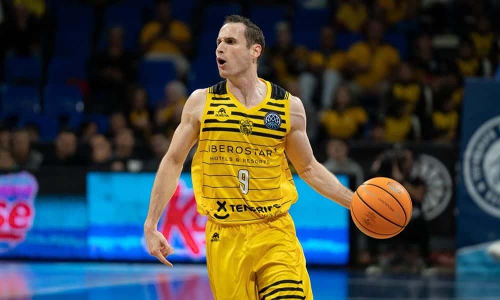 Marcelinho Huertas, Tenerife vence na Champions - Foto: Divulgação/FIBA
