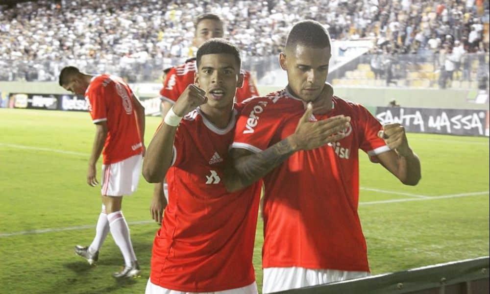 Internacional vence Corinthians e está na final da Copa São Paulo - Foto: Leonardo Fister/Internacional
