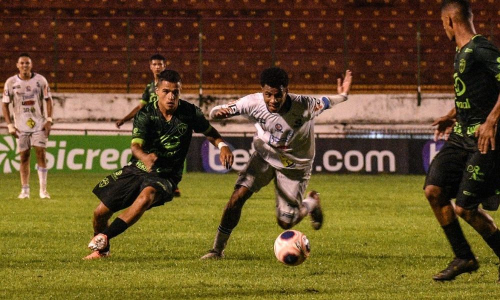 São Bento enfrenta o CSA pela Copa São Paulo - Foto: Ronaldo Barreto/Portuguesa
