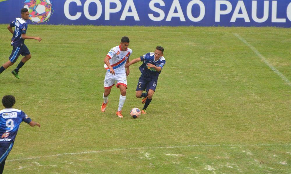 União Suzano enfrenta o União ABC pela Copa São Paulo - Foto Foto: Guilherme Borges/GloboEsporte.com