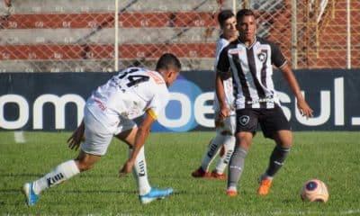 Botafogo enfrenta Noroeste pela Copa São Paulo - Foto: Divulgação
