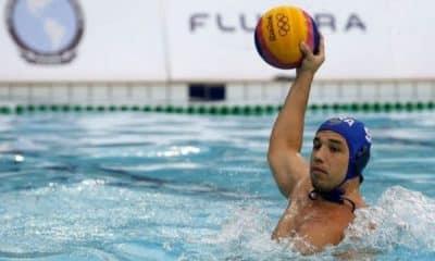 Seleção masculina de pólo aquático inicia preparação para Pré-Olímpico - Foto: Satiro Sodré/SSPress/CBDA