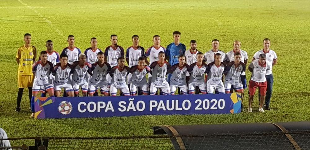 Penapolense enfrenta Confiança pela Copa São Paulo - Foto: Divulgação/Penapolense