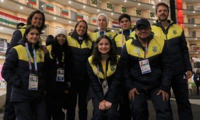 Time Brasil encerra participação em Lausanne 2020 - Foto: Valter França/ COB
