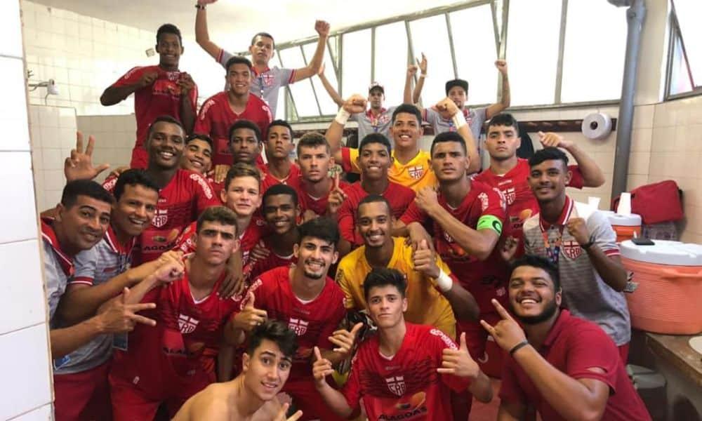 CRB enfrenta Taboão da Serra pela Copa São Paulo - Foto: Ascom CRB