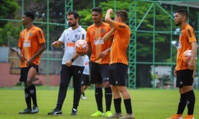 Atlético-MG enfrenta o Taubaté pela Copa São Paulo - Foto: Divulgação/Atlético-MG