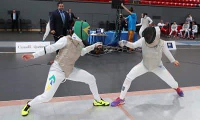 Bia Bulcão tem o primeiro desafio de 2020 no florete Pré-Olímpico das Américas de esgrima