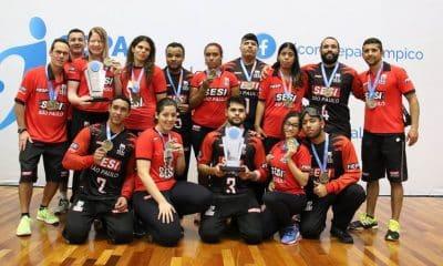 Sesi - Mundial de Clubes de goalball