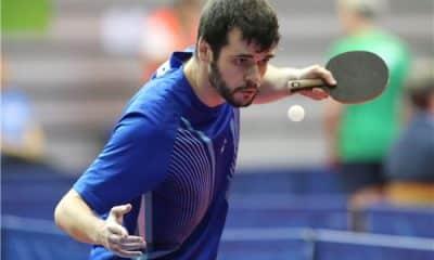 Temporada Internacional de tênis de mesa paralímpico
